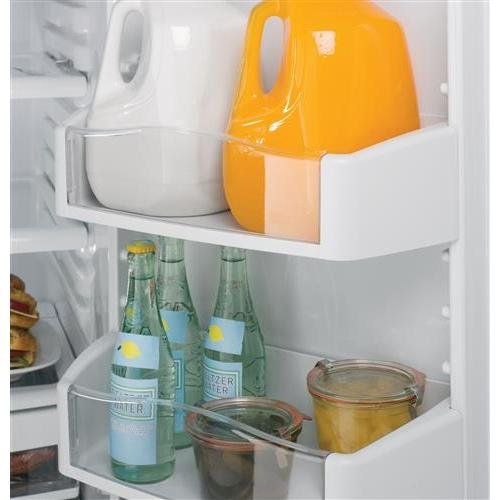 GE Profile™ Series ENERGY STAR® 25.9 Cu. Ft. Side-by-Side Refrigerator