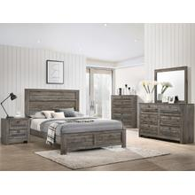 Bateson Queen Headboard/footboard