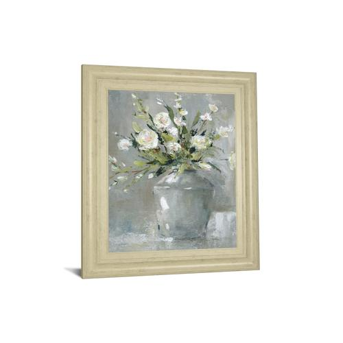 """Gallery - """"Country Bouquet Il"""" By Carol Robinson Framed Print Wall Art"""