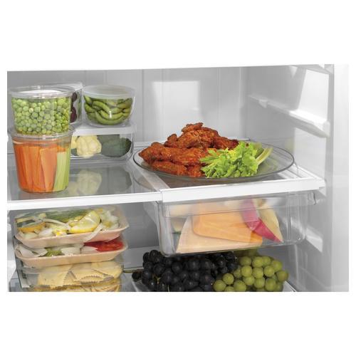 Gallery - Crosley Top Mount Refrigerator - White