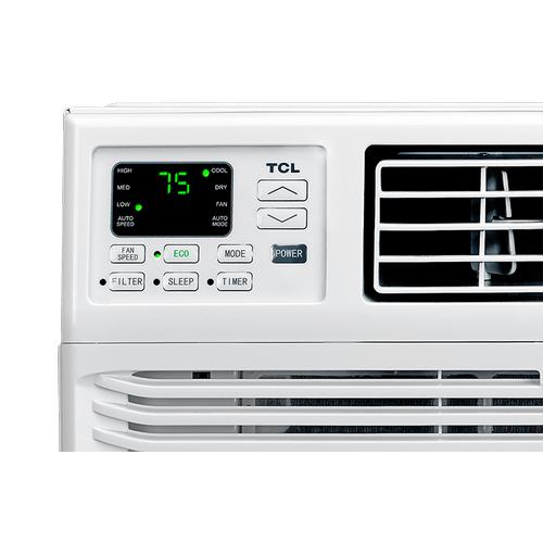 TCL - 8,000 BTU Window Air Conditioner - TAW08CR19