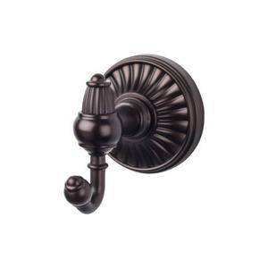 Top Knobs - Tuscany Bath Double Hook Oil Rubbed Bronze