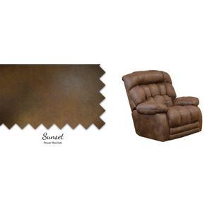 American Wholesale Furniture - Power Big Man Recliner