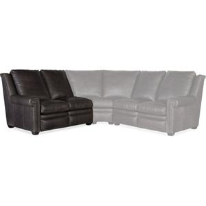 Bradington Young Santori LAF Loveseat Recline At Arm w/Articulating HR 966-55