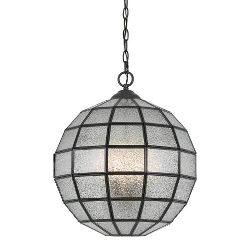 60W X 3 Diego Glass Pendant