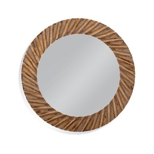 Bassett Mirror Company - Swirll Wall Mirror