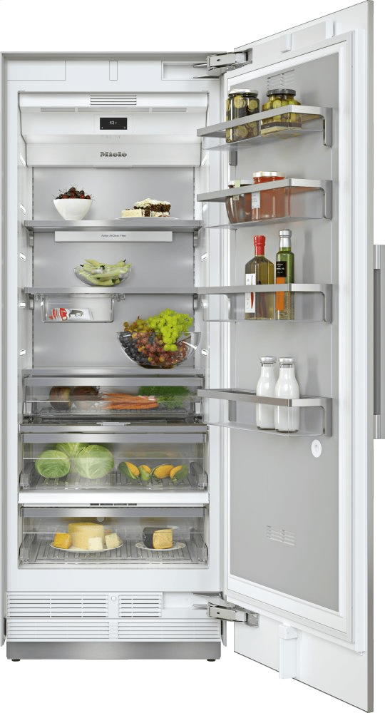MieleK 2801 Sf - Mastercool(tm) Refrigerator For High-End Design And Technology On A Large Scale.