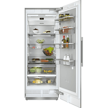 K 2802 SF - MasterCool™ refrigerator For high-end design and technology on a large scale.