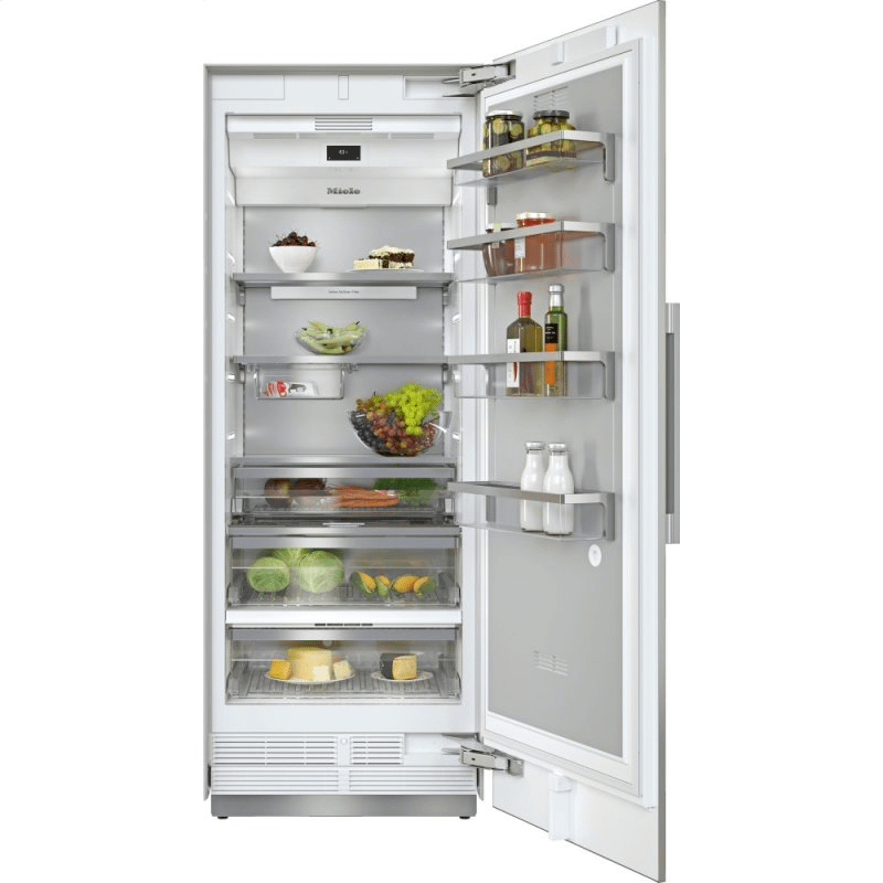 K 2801 SF - MasterCool(TM) refrigerator For high-end design and technology on a large scale.