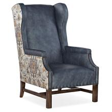 Living Room Abigail Wing Chair