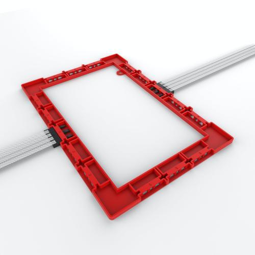 IK-650-W II Install Kit