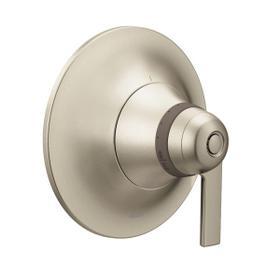 Doux brushed nickel exacttemp® valve trim