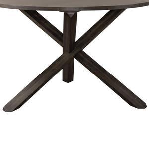 Liberty Furniture Industries - Single Pedestal Table Base