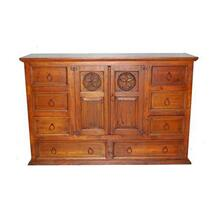 Estate Dresser W/star