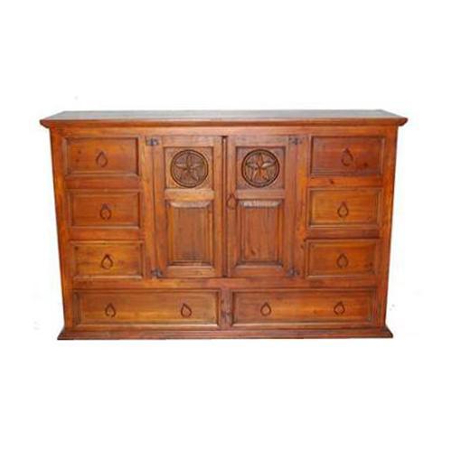 Estate Dresser W/star