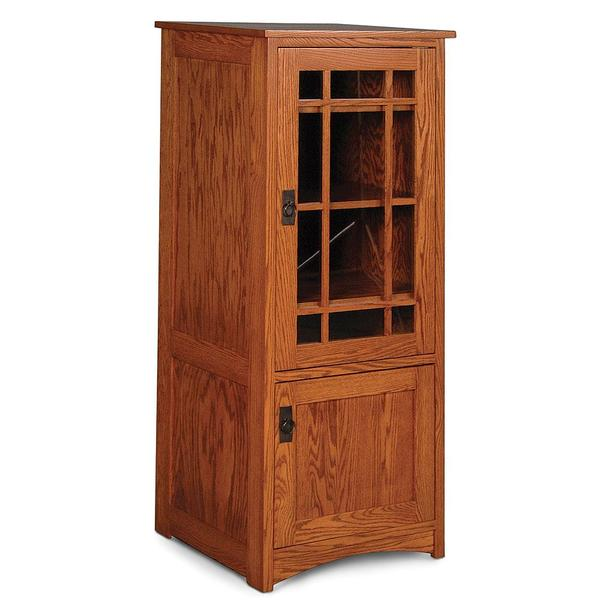 See Details - Prairie Mission Component Cabinet