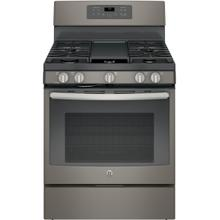 "OPEN BOX GE® 30"" Free-Standing Gas Convection Range"
