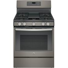 "GE® 30"" Free-Standing Gas Convection Range--USED 3 WEEKS FULL WARRANTY"