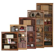 """View Product - 48"""" Open Bookcase"""