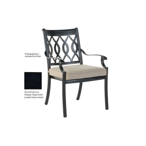 Alfresco Home - Endeavor Stackable Dining Arm Chair- AZ
