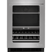 Floor Model - Jenn-Air 24-inch Under Counter Beverage Center