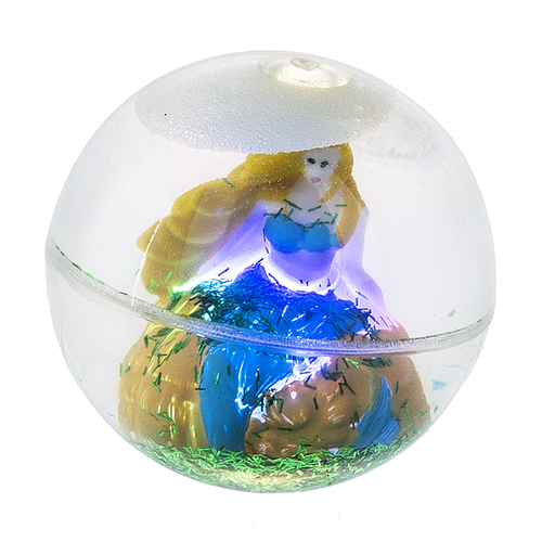 Light Up Floating Mermaid Balls (12 pc. ppk.)