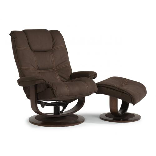Spencer Chair & Ottoman
