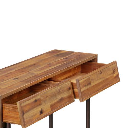 Tov Furniture - Bushwick Wooden Console Table