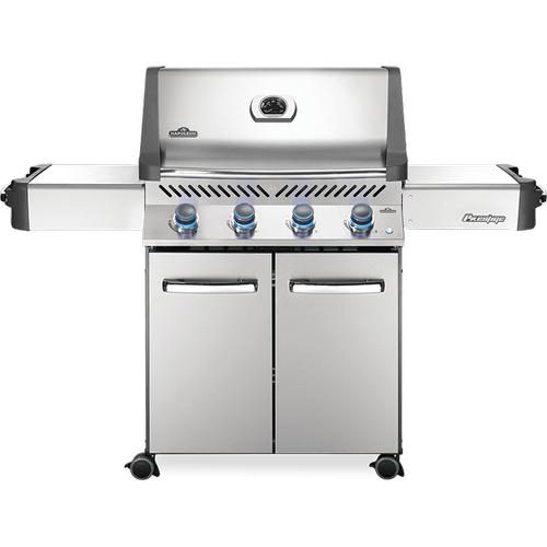 Prestige 500 Gas Grill , Stainless Steel , Propane