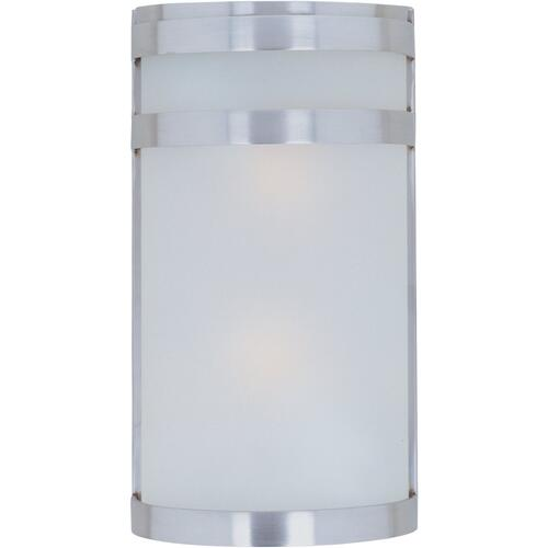 Arc 2-Light Outdoor Wall Sconce