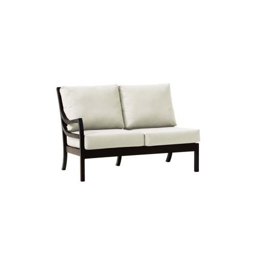 Madison 2-Seater Left Arm