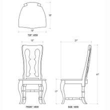 See Details - Kings Chair
