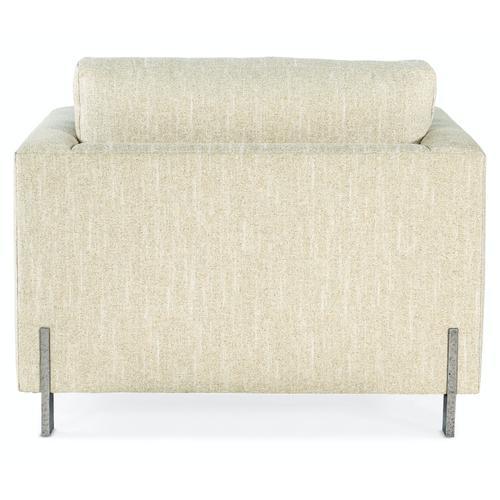 Sam Moore Furniture - Living Room Adler Chair and Half