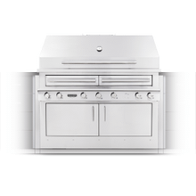 See Details - K1000 Built-in Hybrid Fire Grill