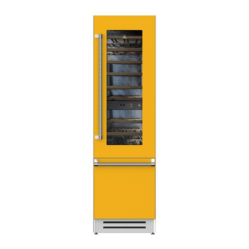 "Hestan - 24"" Wine Refrigerator - KRW Series - Sol"