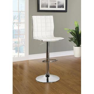 Product Image - Rain Adjustable Bar Stool White