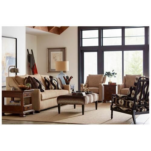 Kincaid Furniture - Edison Grande Sofa - Bench Seat