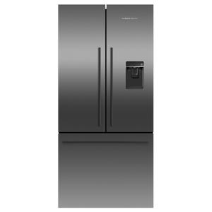 """Fisher & PaykelFreestanding French Door Refrigerator, 31"""", 17.5 cu ft, Ice & Water"""