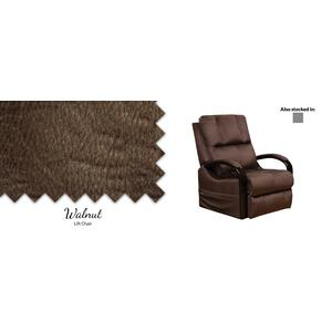 Gallery - Walnut Lift Chair - Weight Capacity: 300 LB