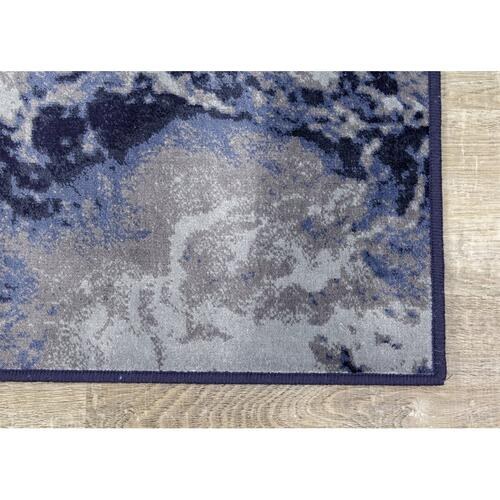 Antika N246 Blue Grey 7 x 10