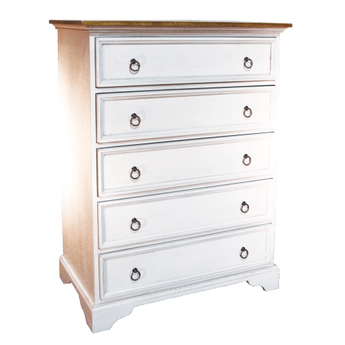 Brome Lake Five-Drawer Chest
