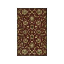 England Floor Coverings Pars Kashan K-2688 Burgundy 5' x 8' Rectangle 101241