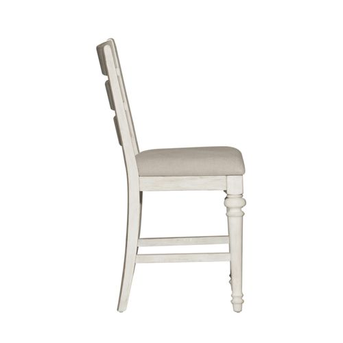 Liberty Furniture Industries - Ladder Back Counter Height Chair (RTA)