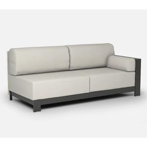 Left Arm Sofa - Cushion
