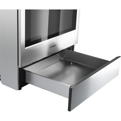800 Series Gas Slide-in Range 30'' Stainless steel HGI8056UC