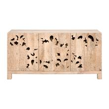 Flora 3 Door Sideboard