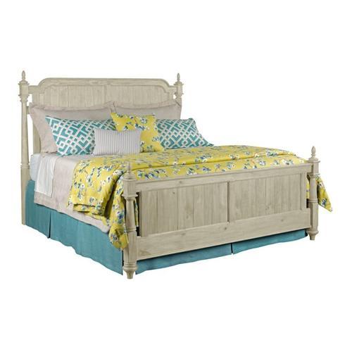 Westland Queen Bed - Complete