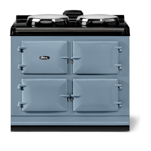 "AGA - AGA classic 39"" Dual Control Electric-Only Model, Dove"