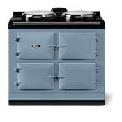 """AGA classic 39"""" Dual Control Electric-Only Model, Dove"""