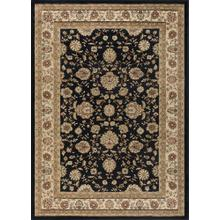 Elegance - ELG5143 Black Rug (Multiple Sizes Available)